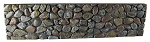 Multi Scale  Large Stone Seawall (set of 2)